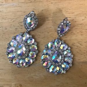 Pageant AB crystal earrings